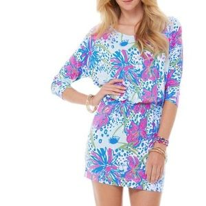 Lilly Pulitzer In The Garden Cara Dress Size XS